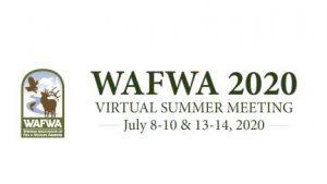 WAFWA 2020 Summer Meeting