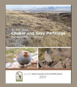 Western States Chukar and Gray Partridge Management Guidelines