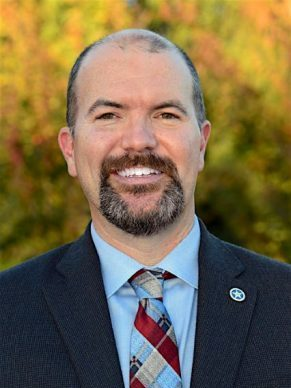 J.D. Strong, WAFWA President